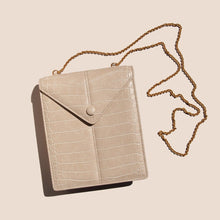 Load image into Gallery viewer, Nanushka - Tove Embossed Shoulder Bag, alternate view, available at LCD.