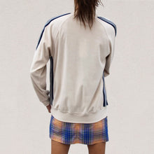 Load image into Gallery viewer, Needles - Rib Collar Track Jacket, back view, available at LCD.