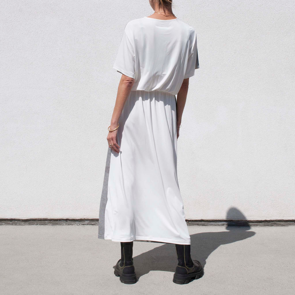 MM6 - Tromp L'oeil Dress, available at LCD.