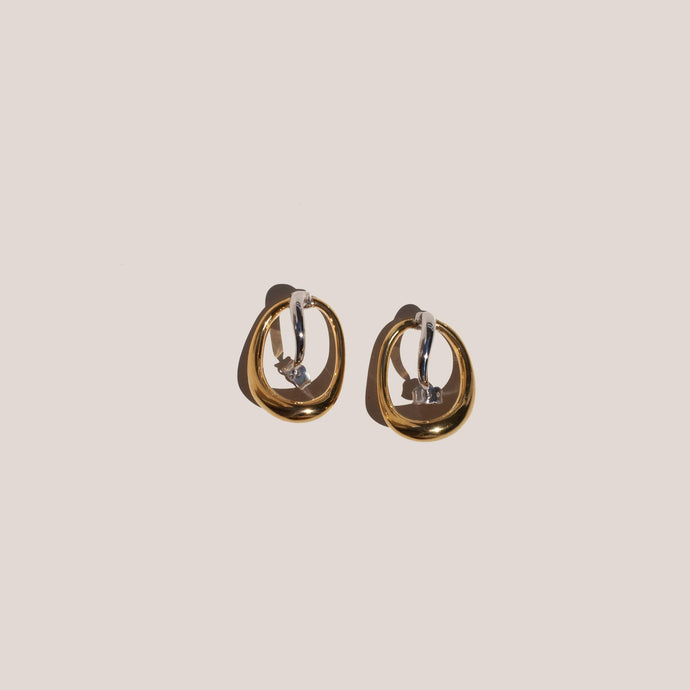 Charlotte Chesnais - Turtle Earrings, available at LCD.