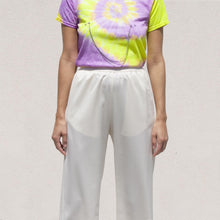 Load image into Gallery viewer, MM6 - Twill Cropped Straight-Leg Pant, front view, available at LCD.