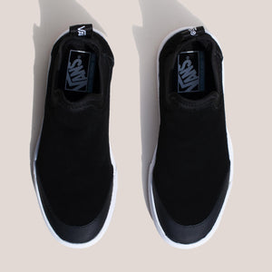 Vans - UltraRange 3D Chelsea Shoes - Black, aerial view, available at LCD.