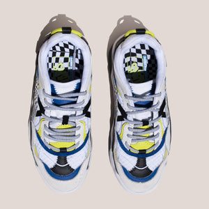 Vans - Varix WC - Distort Check, aerial view, available at LCD.