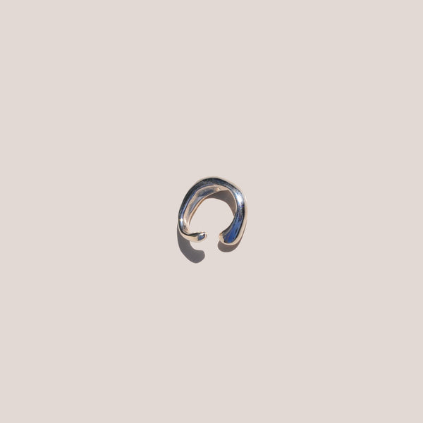 Faris - Vero Ear Cuff - Sterling Silver, available at LCD.