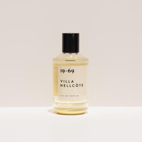 19-69 - Villa Nellcote Eau de Parfum, front view, available at LCD.