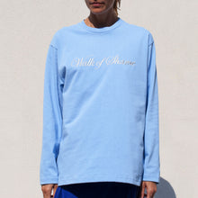 Load image into Gallery viewer, Walk of Shame - WOS Classic Longsleeve, front view, available at LCD.