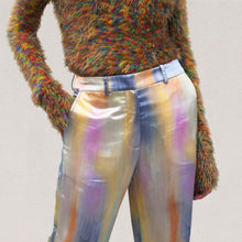 Load image into Gallery viewer, Sies Marjan - Willa Pant, front detail view, available at LCD.