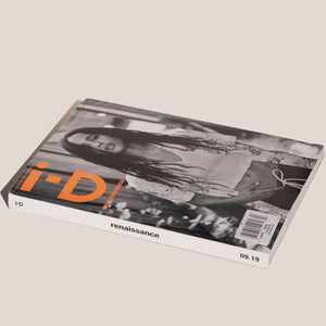 i-D Magazine - No. 357 The Post Truth Issue Fall 2019, angled view, available at LCD.