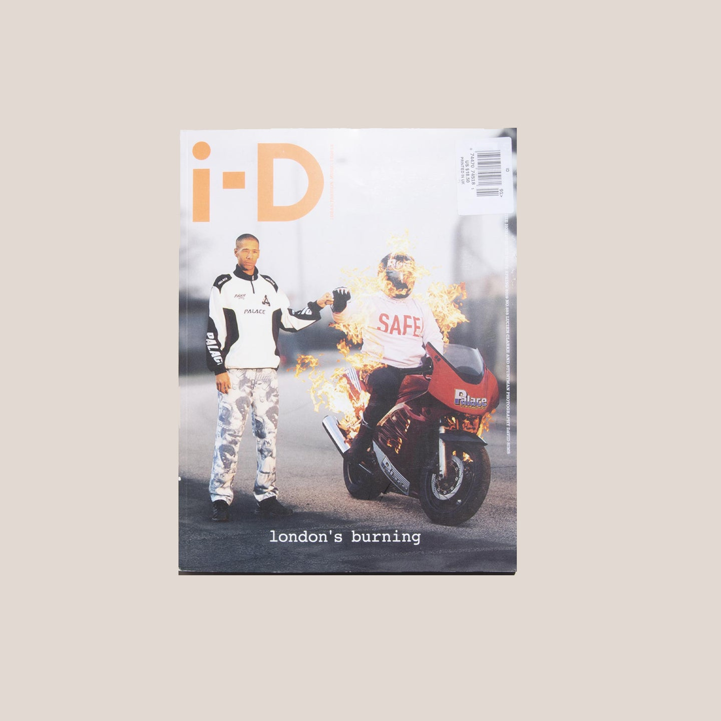 i-D Magazine - No. 355 The Homegrown Issue Spring 2019, available at LCD.