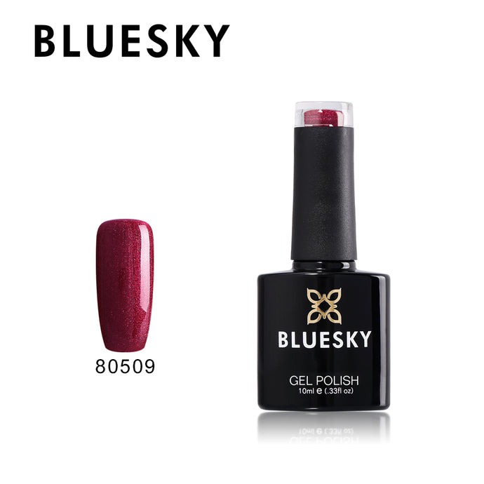 80509 Bluesky gel polish 40509 - Red Baroness 10ml