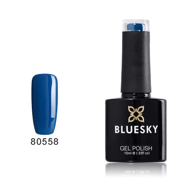 80558 Bluesky gel Polish - Blue Rapture 10 ml