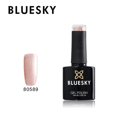 80589 Bluesky gel polish - Chiffon Twirl 10ml