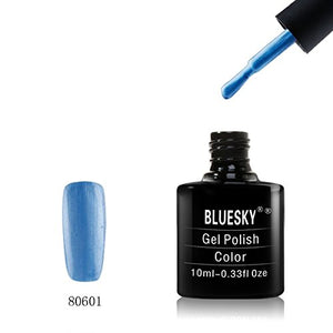 Bluesky Garden Muse Collection - 80601 Water Park UV LED Gel Soak off Nail Polish 10ml