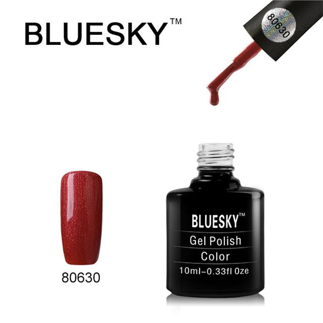 80630 Bluesky gel polish Craft Culture Collection