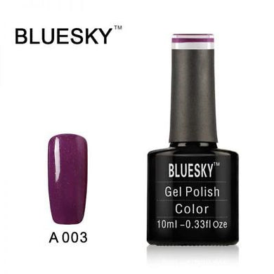 Bluesky A003 Lilac Plum UV/LED Soak Off Gel Nail Polish 10ml