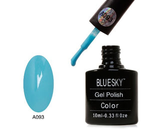 Bluesky A093 Ocean UV/LED Soak Off Gel Nail Polish 10ml
