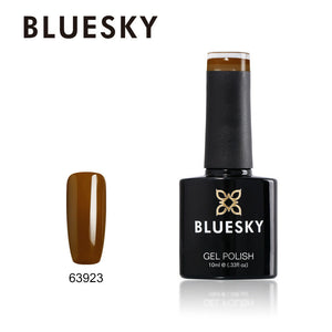 63923 Bluesky 10ml Colour Collection Gel Nail Polish UV LED