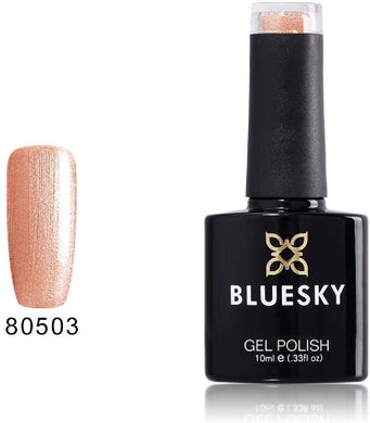 80503 bluesky gel polish 40503 - Iced Cappuccino 10ml