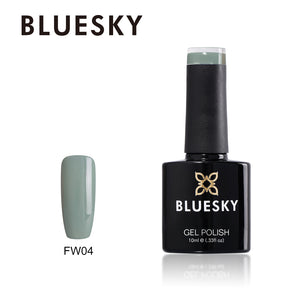 Bluesky FW 04 Fall / Winter Range UV/LED Soak Off Gel Nail Polish