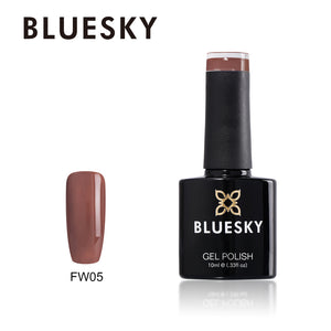 Bluesky FW 05 Fall / Winter Range UV/LED Soak Off Gel Nail Polish