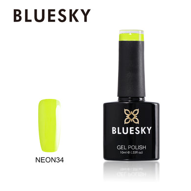 Neon 34 Bluesky - Yellow Sorbet Zest Gel 10 ml
