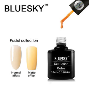 005 - Bluesky PASTEL COLLECTION UV/LED