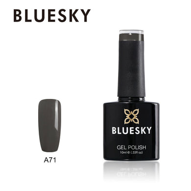 Bluesky A71 Grey Brown UV/LED Soak Off Gel Nail Polish 10ml