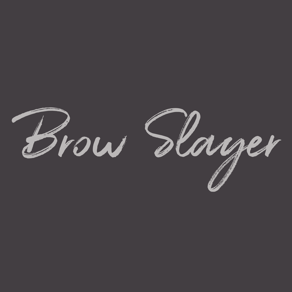 BROW SLAYER TEE
