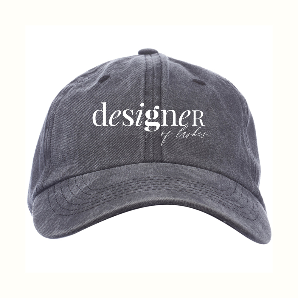 Designer of Lashes  HAT