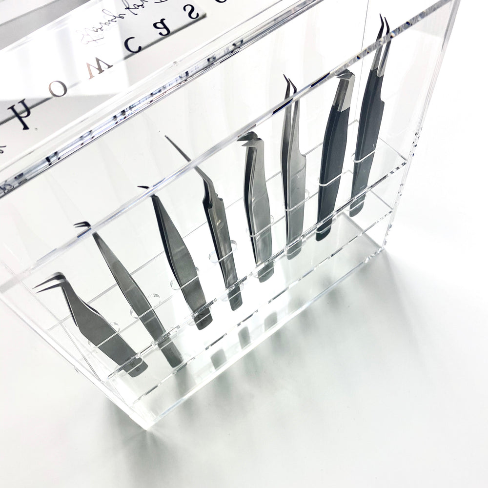 Showcase [Acrylic Tweezer Display]
