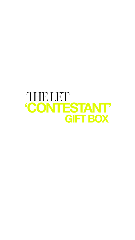 THE LET 'CONTESTANT' Box