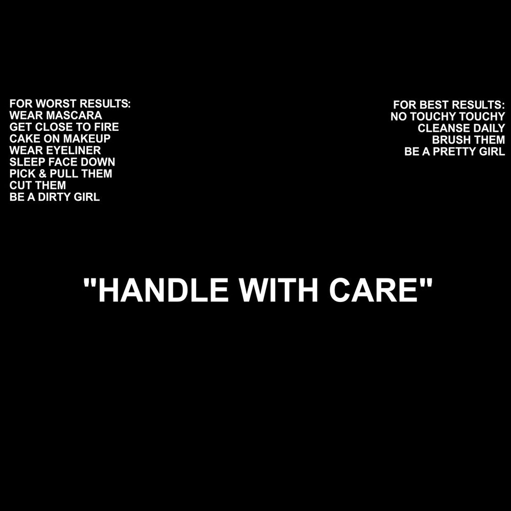 HANDLE WITH CARE CREW & HOODIE