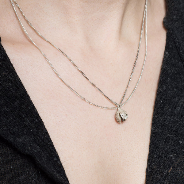 Superfine Curb Chain Necklace