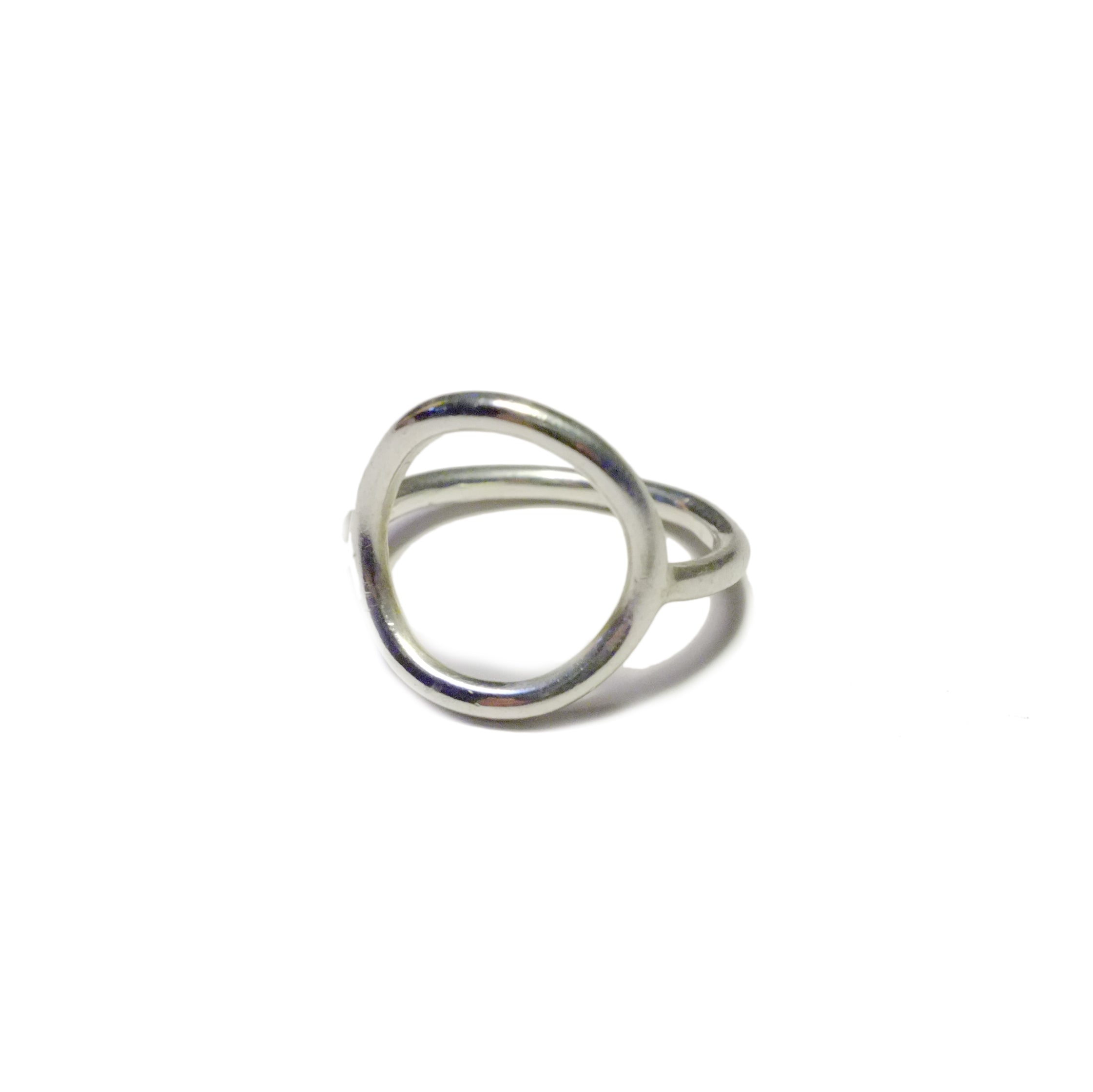 Karma Ring Sterling Silver