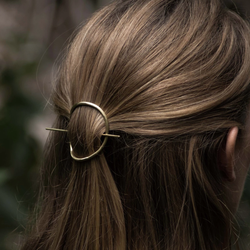 'Sophie' Hair Barrette w Pin