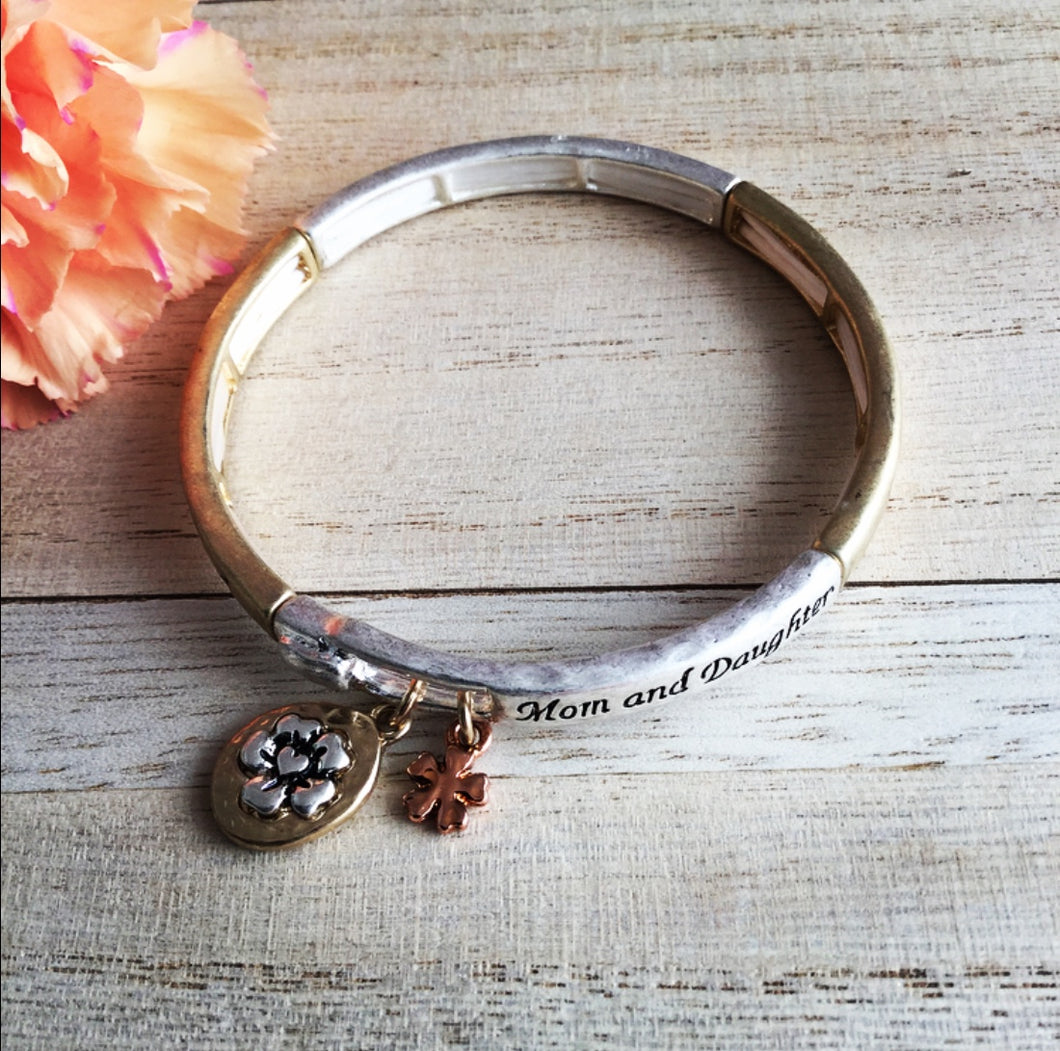 Mom & Daughter Bracelet