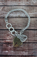 Load image into Gallery viewer, Wings Charm Bracelet