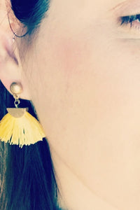 This Love is Golden Earrings