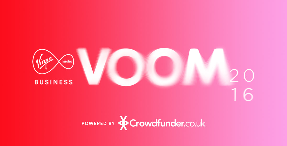 Please and thank you - vote for us. Voom 2016