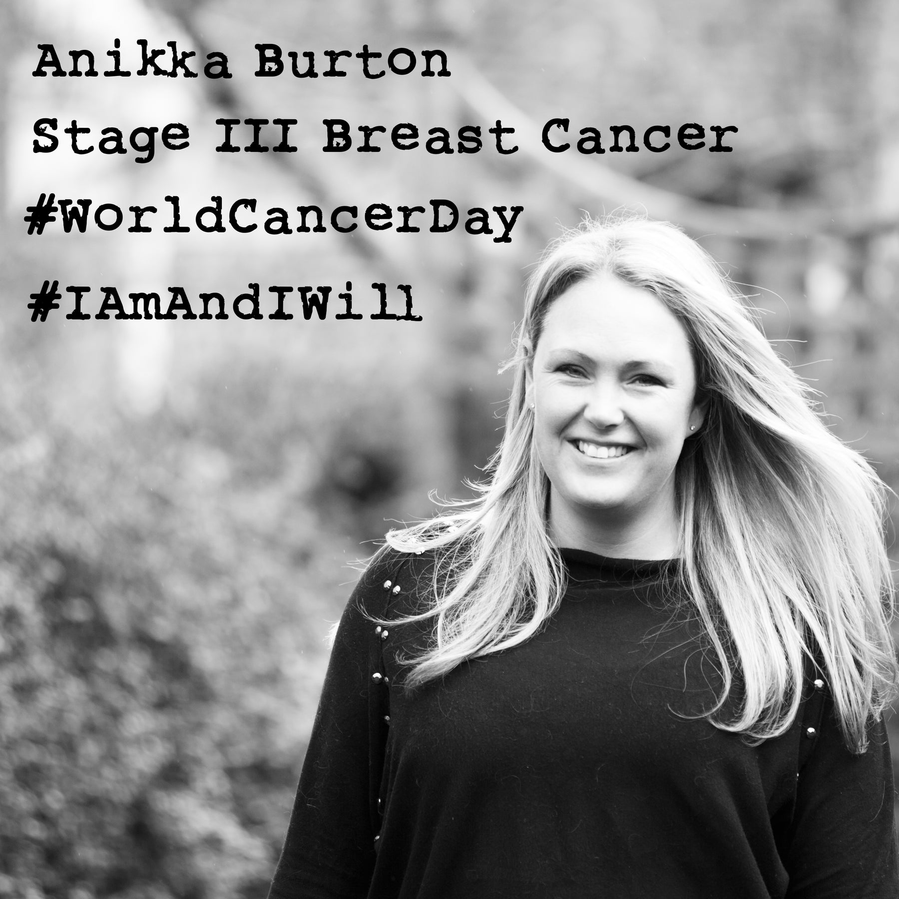 Anikka Burton Cancer