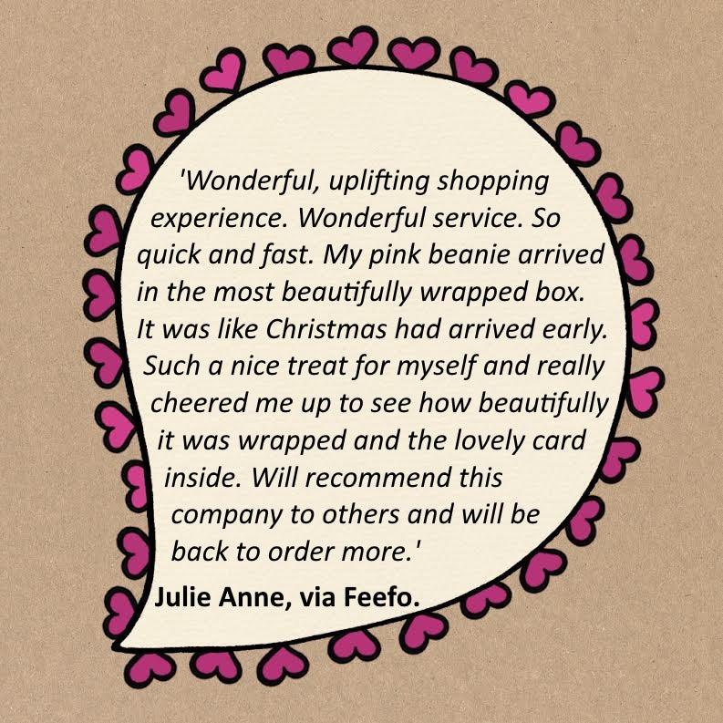 Customer Review - Treating Yourself