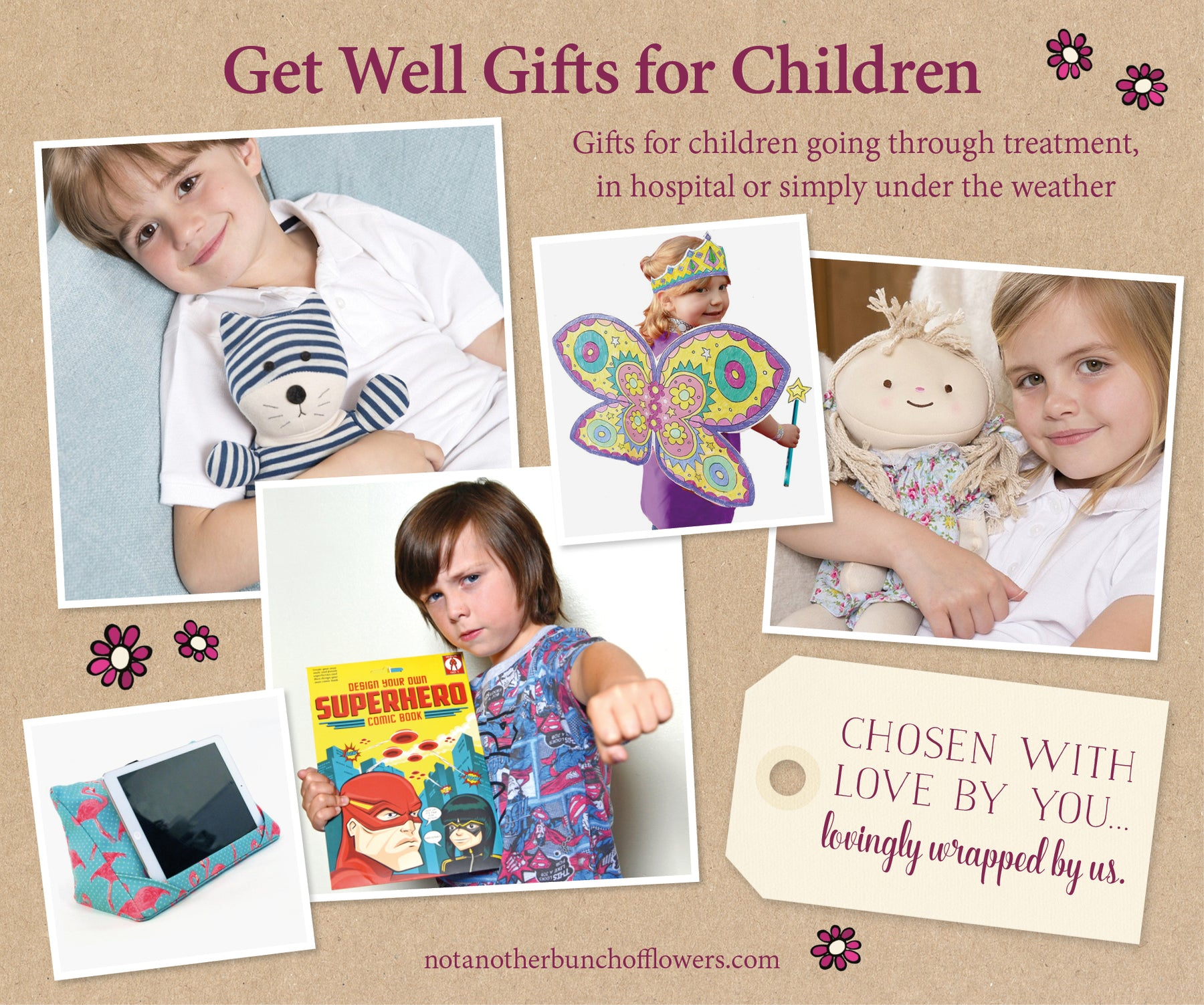 Get Well Gifts For Children