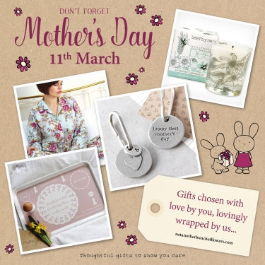 Don't Forget Mother's Day | Sunday 11 March 2018