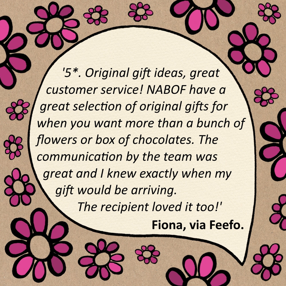Customer Review | Original Gifts & Great Customer Service