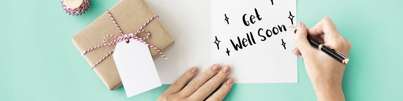 Get Well Soon Cards Empathy Cards