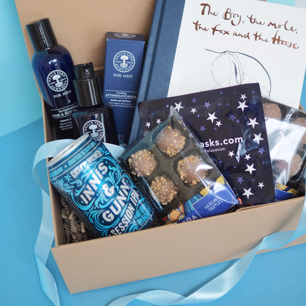 Build Your Own Gift Box Care Package