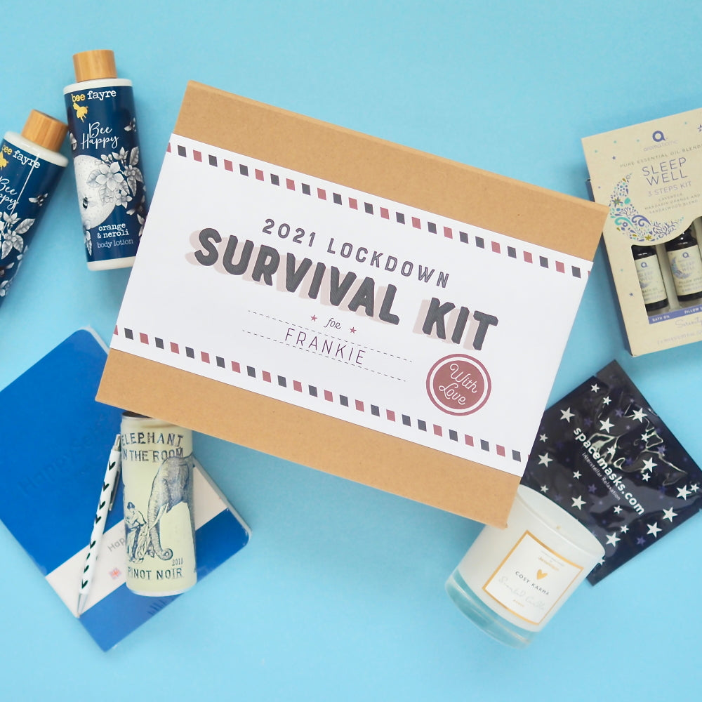 Build Your Own Personalised Gift Box