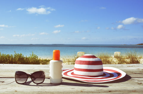 Top Tips for coping with cancer treatment in the sun summer