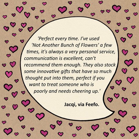 Feedback Not Another Bunch Of Flowers