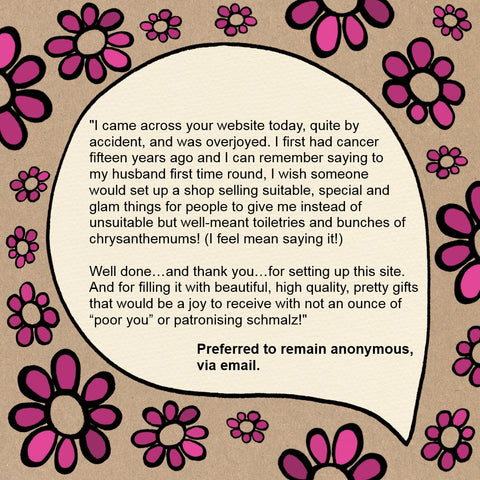 Not Another Bunch Of Flowers Customer Feedback